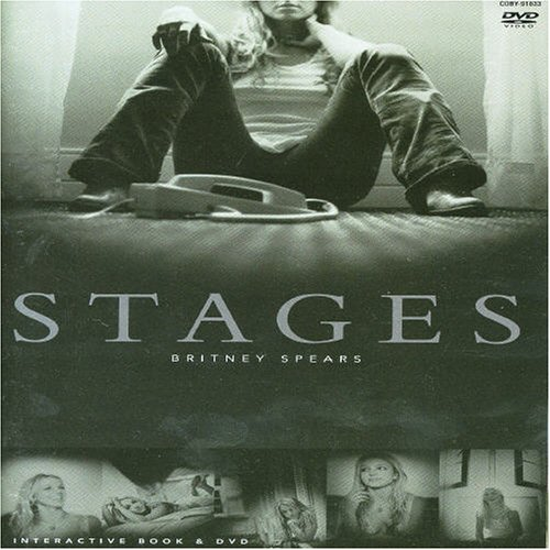 Britney Spears: Stages [DVD] (2003) Spears,Britney (japan import)