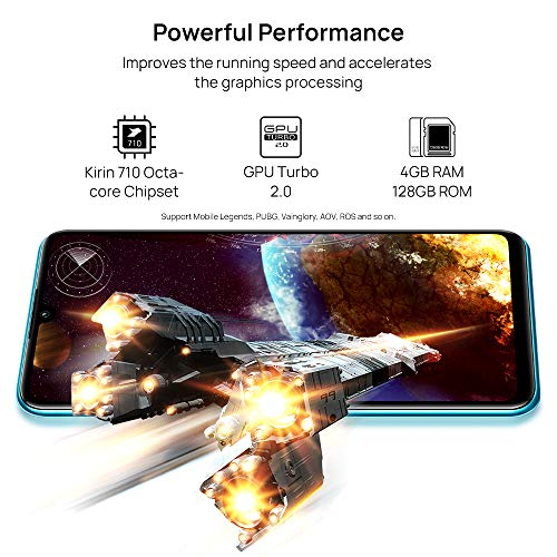 Huawei P30 Lite 128 GB 6.15 inch FHD Dewdrop Display Smartphone with MP AI