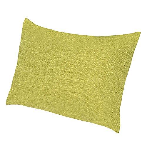 Salosan Extra großes Sofakissen Lounge- und Rückenkissen, Kopfkissen, Dekokissen. Größe ca. 60x80 cm. Farbe: (Grün)