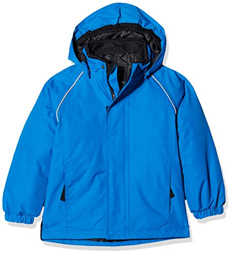 NAME IT Baby-Jungen NITWIND Jacket MZ B FO Jacke, Blau (Skydiver), 104