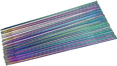 Fietsspaken 10 stuks/partij Pijler 20 Regenboog Straight Pull Spokes 14H 2.0mm Originele Thread Geen Snijfiets Wiel Onderd...
