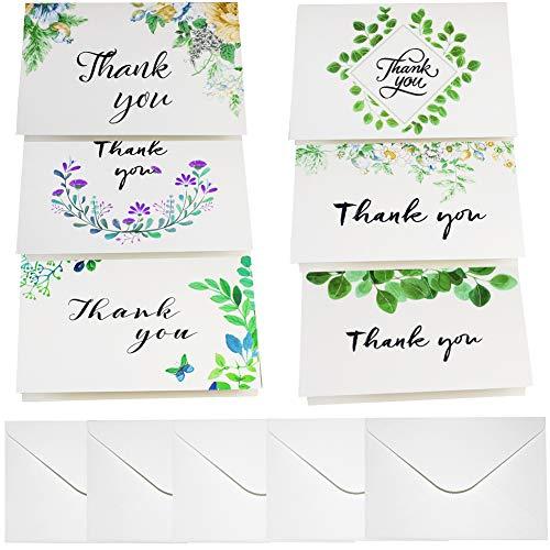Tarjetas de felicitación hechas a mano, tarjetas de felicitación para boda, tarjetas de agradecimiento, notas, día de San Valentín, regalos de baby showers