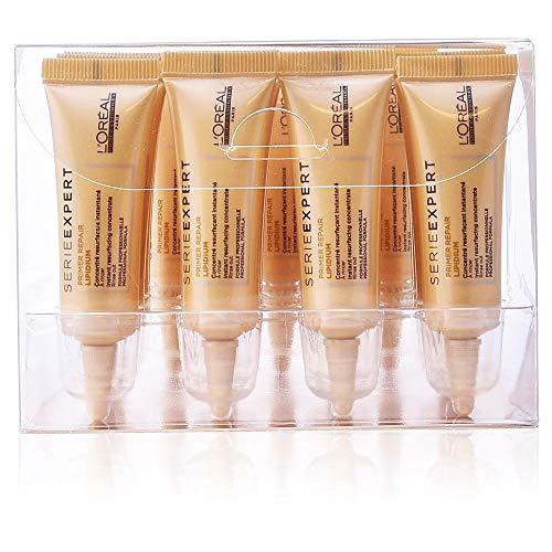 L'Oréal Paris (public) Serie Expert Absolut Repair 12 ml - Productos para fortalecer el cabello (Mujeres, Cabello dañado, 12 ml, Tubo, 15 pieza(s))