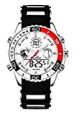 Youwen Top Brand Mens Sport Watches Men Quartz Analog LED Clock Man Military Waterproof Watch Sport