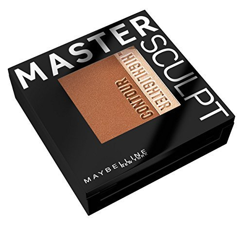 Maybelline Master Sculpt Contouring Foundation Number 02, Medium/Dark by Maybelline