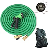 Amoin Garden Hose Expandable Water Hose,Extra Strenght/No-Kink...