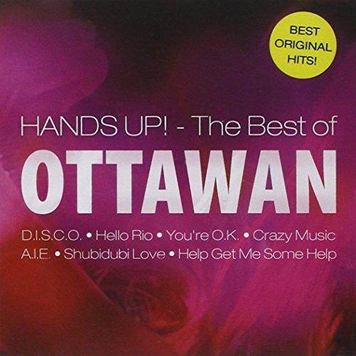 Hand Up Best of Ottawan [Import]