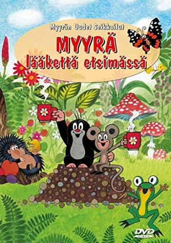 Little Mole's New Adventure: Mole is looking for medicine ( Krtek ) [ NON-USA FORMAT, PAL, Reg.0 Import - Finland ]