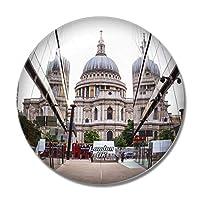 英国イングランドロンドンセントポール大聖堂冷蔵庫マグネットホワイトボードマグネットオフィスキッチンデコレーション