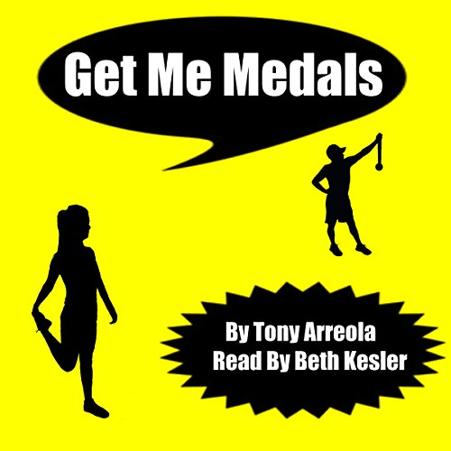 Get Me Medals audiobook cover art