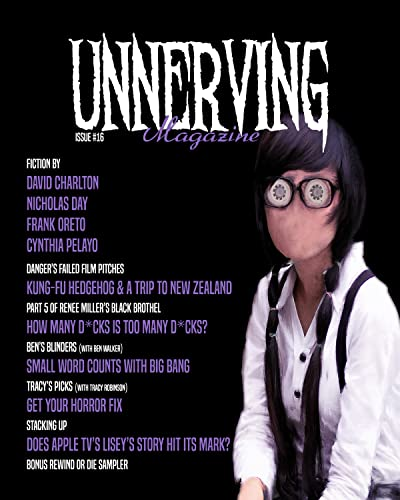 Unnerving Magazine: Issue 16 (English Edition)