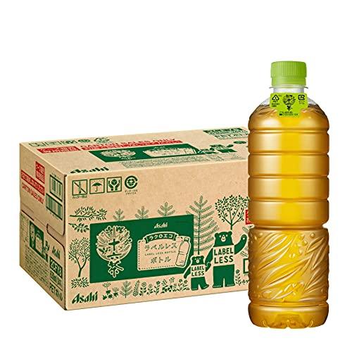 アサヒ飲料 十六茶 お茶 ラベルレスボトル 630ml×24本