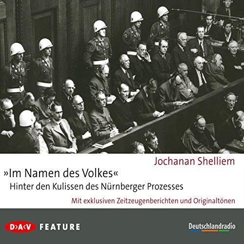 """""""Im Namen des Volkes"""" Titelbild"""