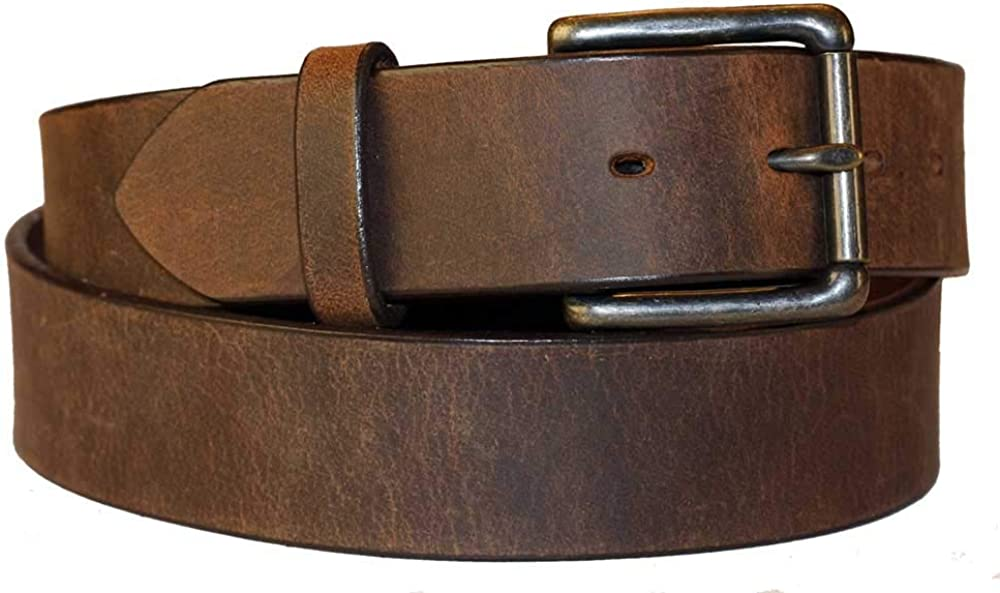mens belts for jeans Brass Buckle brown belt cool belts, Rustic Distressed Leather Brown Leather Belt belts for women mens belts