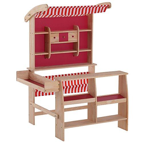✅Supermercado de juguete: Este juguete simula una tienda real. Tiene varios estantes donde los niños pueden colocar los objetos que van a vender. ✅La mini tienda para niños es un juego didáctico. Es una buena manera de repasar matemáticas, practicar ...