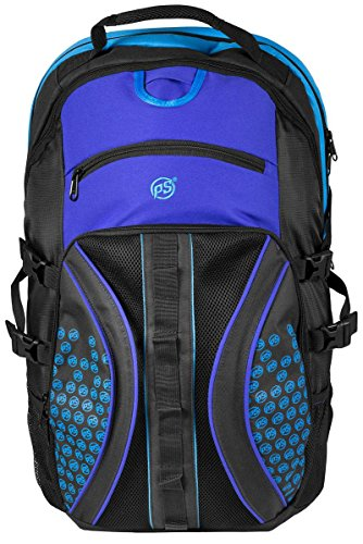 Phuzion Backpack Mochila tipo casual, 61 cm, 51 liters, Azul (Blue)