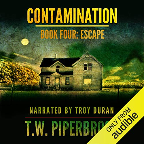 Contamination 4 audiobook cover art