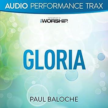 Gloria [Audio Performance Trax]