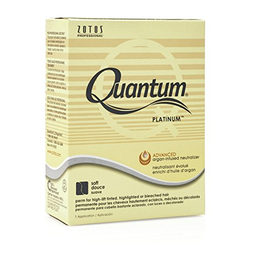 Zotos Quantum Platinum Perm for One Application