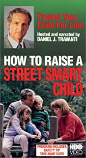 How to Raise a Street Smart Child VHS