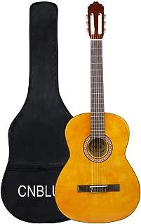 Classical Acoustic Guitar Kid Beginner Guitar 36 Inch 3/4 Size Nylon Strings Guitar