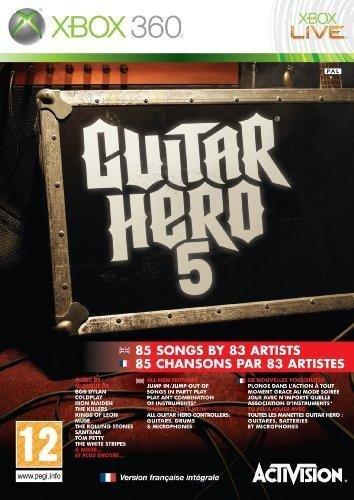 Guitar Hero 5 [XBOX 360]