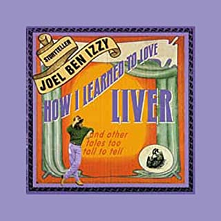 How I Learned to Love Liver cover art
