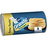 BISCUITS: Delicious and flaky biscuit dough for the perfect addition to any meal. QUICK AND EASY: Easy-to-bake dough for fresh and warm biscuits ready in minutes. SIMPLE INGREDIENTS: No colors from artificial sources and no high fructose corn syrup. ...