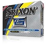 Srixon Q-Star Tour 3 Golf Balls, Yellow (One Dozen)
