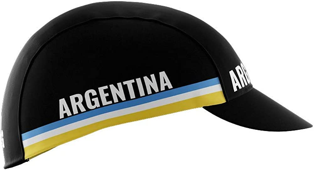 ScudoPro Max 47% OFF 2021 Argentina Code Bike Cycling or MTB Road Running Cap