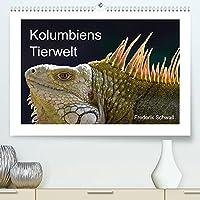 Kolumbiens Tierwelt (Premium, hochwertiger DIN A2 Wandkalender 2022, Kunstdruck in Hochglanz): Eindrucksvolle Fotos wilder Schoenheit (Monatskalender, 14 Seiten )