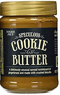 Trader Joe's Speculoos Creamy Cookie Butter Spread 13 oz (Case of 4)