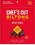 Chef's Cut Spicy Chili Biltong Beef, 1.7 Ounce (4 Pack)