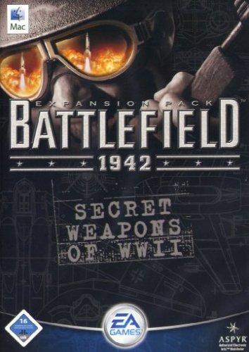 Battlefield 1942: Secret Weapons of WWII - [Mac]