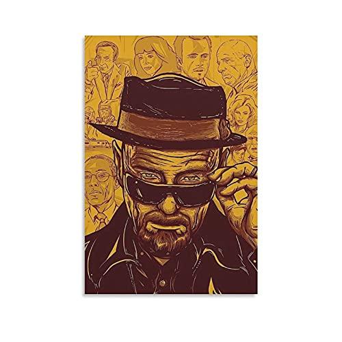 Znimo Breaking Bad - Poster da parete per soggiorno, 30 x 45 cm