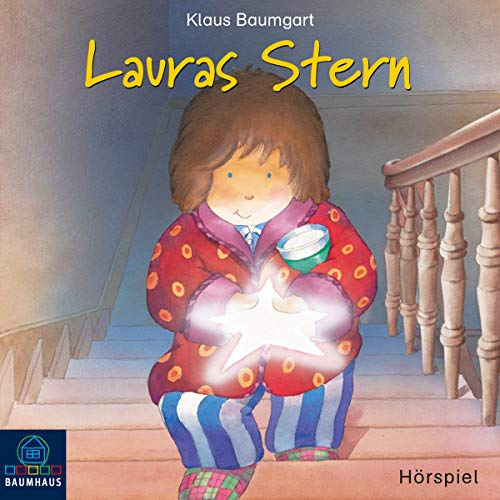 Lauras Stern audiobook cover art