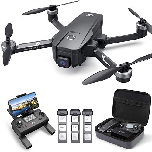 Holy Stone HS720E 4K EIS Drone with UHD Camera for Adults, Easy GPS...