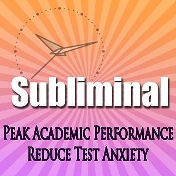 Peak Academic Performance Reduce Test Anxiety & Speed Reading Binaural Beats Subconscious Affirmations
