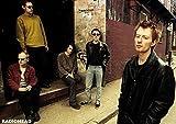 Radiohead/Alley Group Alley Poster Drucken (91,44 x 60,96