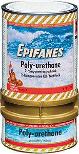 EPIFANES Bootslack 2K - Hellblau