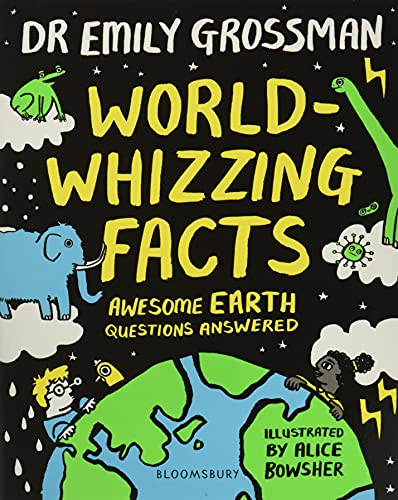 World-whizzing Facts: Awesome Earth Questions Answered