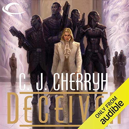 Deceiver Audiobook By C. J. Cherryh cover art