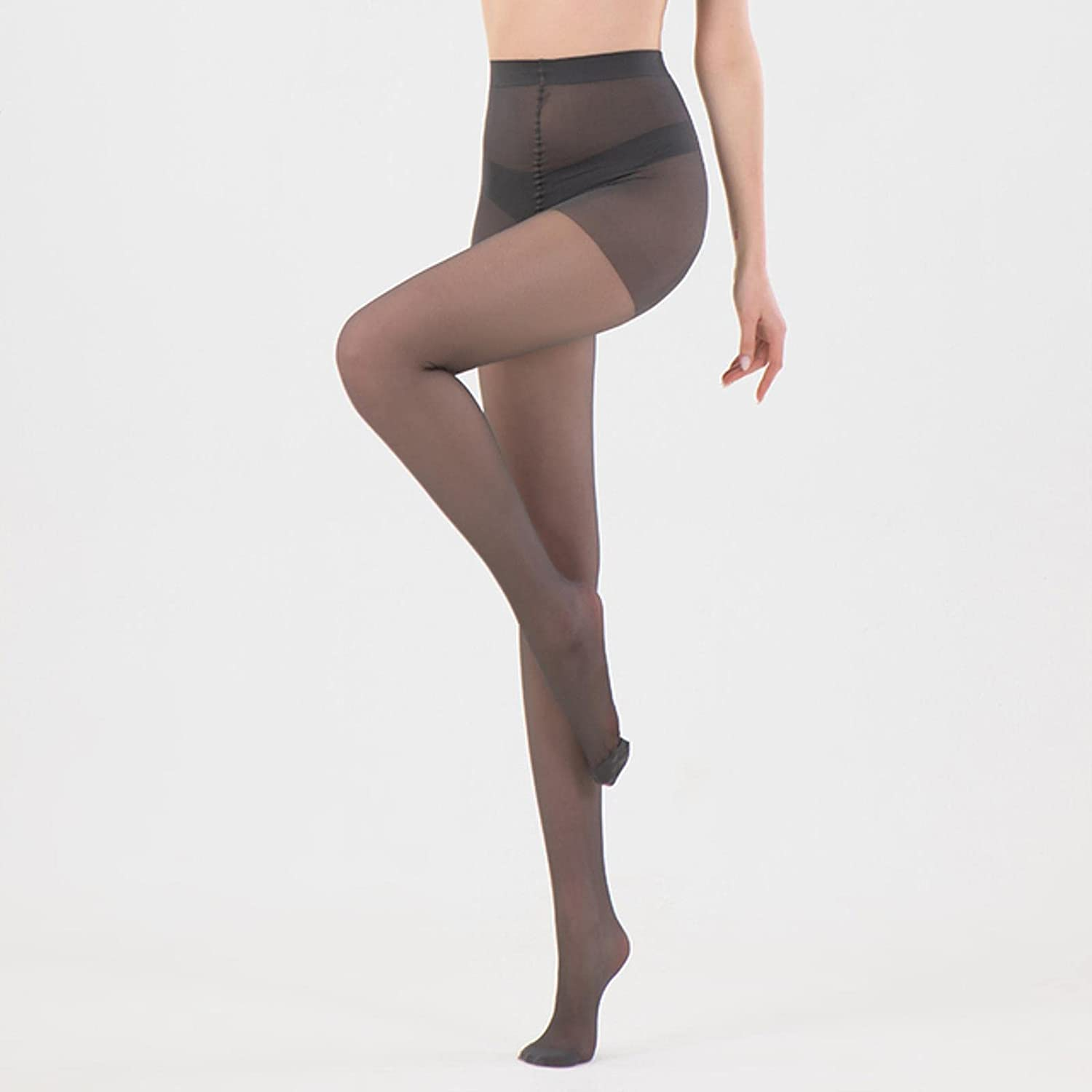 HJJACS 20D Thin Tights Women Queen Size 120kg Pantyhose Elastic Large Nylon Pantyhose Female Plus Size Tights