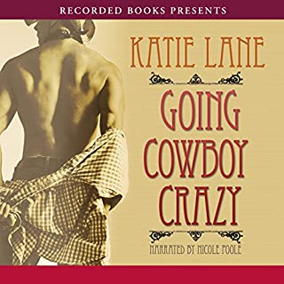 Going Cowboy Crazy audiobook cover art