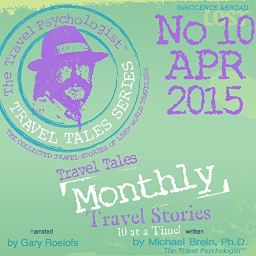 Travel Tales Monthly Titelbild