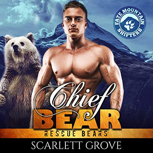 Chief Bear audiobook cover art