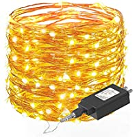 Ittiot 33-Feet 100-LED Waterproof Fairy String Lights