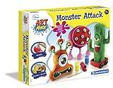 Clementoni 15838 Art Attack - Juego de creación de Monstruos