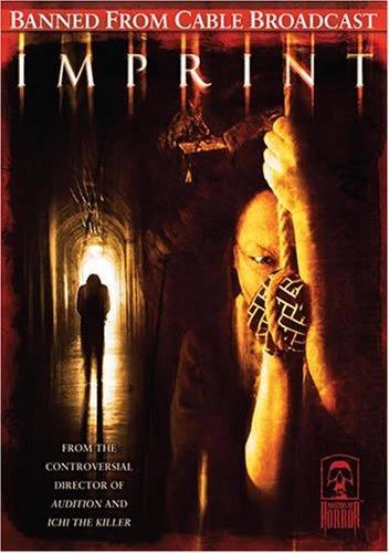 Masters of Horror Imprint