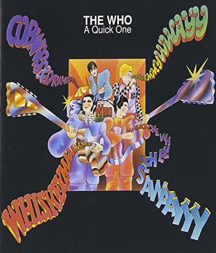 The Who: A Quick One (Audio CD (Remastered))